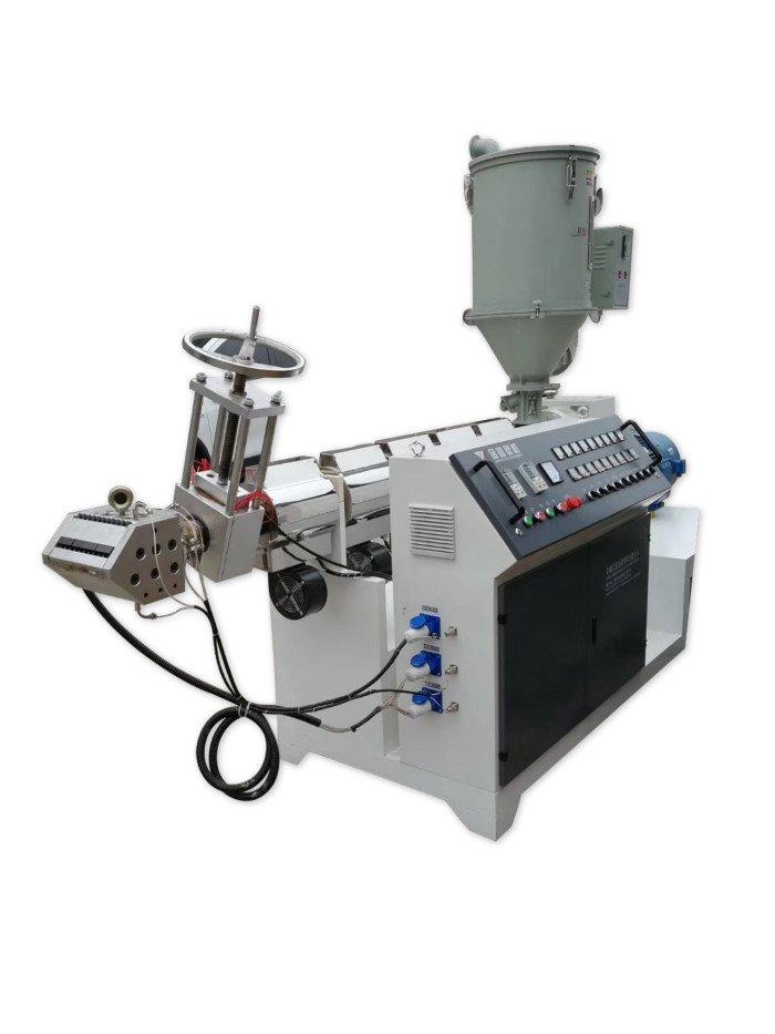 TPE Tourniquets extrusion machine